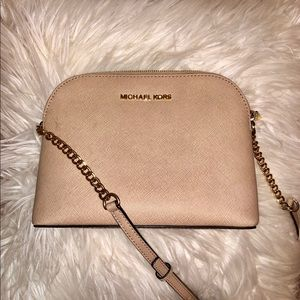 Micheal Kors Blush Pink Purse
